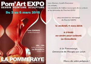 POM'ART EXPO A LA POMMERAYE (49)