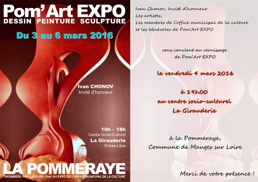 Pom Art Expo A La Pommeraye 49 Christiane Schliwinski