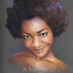 portrait-femme-peinture-pastel-christiane-schliwinski