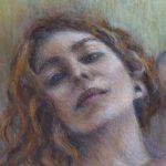 peinture-pastel-impressionnisme-portrait-figure-christiane-schliwinski