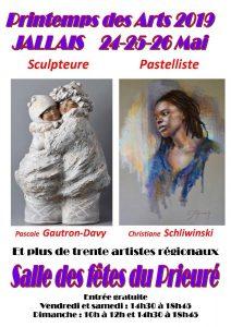 EXPOSITION PRINTEMPS DES ARTS – INVITÉE D'HONNEUR